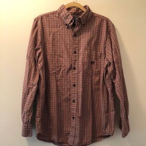 Chaps Long Sleeved Shirt